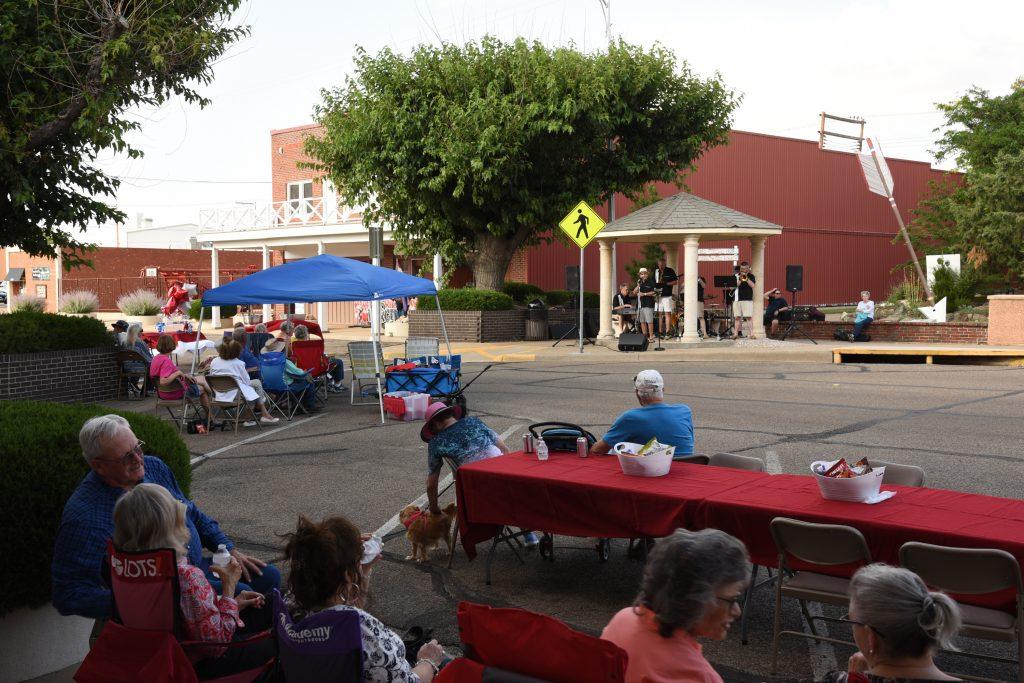95th Birthday Street Dance