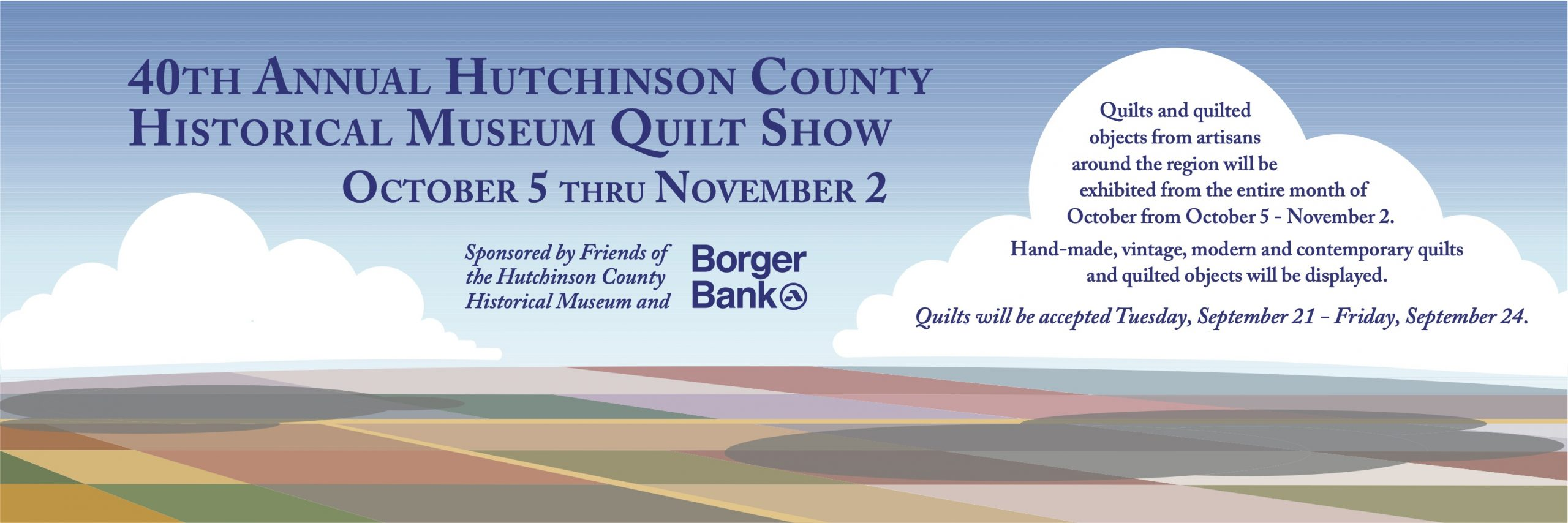 2021 Quilt Show ad for website revised