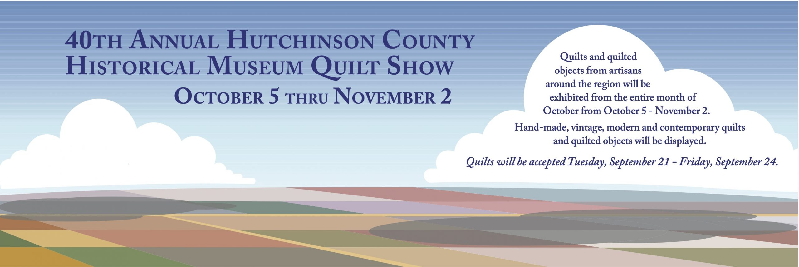 2021 Quilt Show ad for website